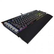 KBD, Corsair K95 RGB, Gaming, PLATINUM Mechanical, Backlit RGB LED, Cherry MX Speed, Brown, USB (CH-9127012-NA)