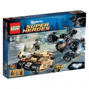 Lego Super Heroes the Bat Vs Bane Tumbler Chase