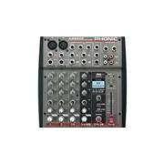 MIXER PHONIC AM 220 P MIXER AUDIO A 6 CANALI CON PLAYER