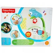 Fisher-Price: Esőerdős 3 az 1-ben kiságyforgó - Mattel