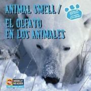 Animal Smell/El Olfato En Los Animales by Kirsten Hall