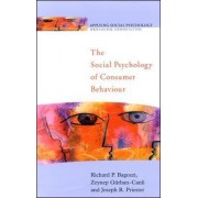 The Social Psychology of Consumer Behaviour by Richard P. Bagozzi