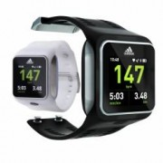 Adidas miCoach SMART RUN GPS-Trainingsuhr weiß