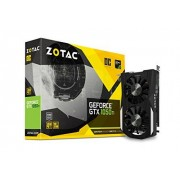 Zotac GeForce GTX 1050 1050 Ti OC Edition Nvidia Geforce GTX Ti 4 Go