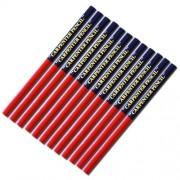 Tesařská tužka dvoubarevná 175 mm - 12ks