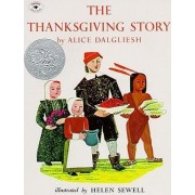 Thanksgiving Story by Alice Dalgliesh