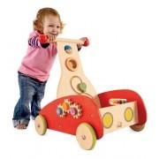 Hape Wooden Wonder Walker With Setback Wheels