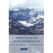 Principles of Snow Hydrology by David R. DeWalle