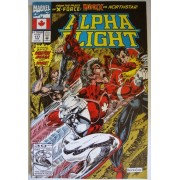 ALPHA FLIGHT 117 - From The Pages Of X- Force: Weapon VS Northstar