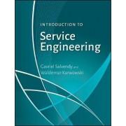 Introduction to Service Engineering by Waldemar Karwowski