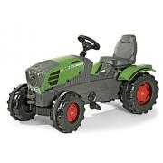 Rolly Toys 601028 - Trattore a Pedali Farmtrac Fendt 211 Vario