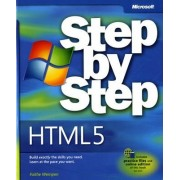 HTML5 Step by Step by Faithe Wempen