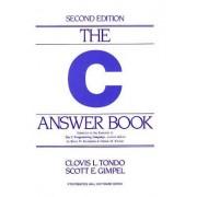 C. Answer Book by Clovis L. Tondo