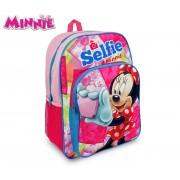 MI16102 Zaino a spalla adattabile per trolley scuola Minnie Mouse 42x31x12 cm