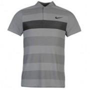 Tricouri Polo Nike Modern Fly cu dungi Golf pentru Barbati