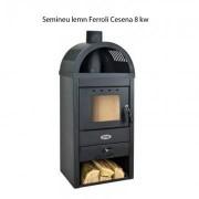Semineu lemn Ferroli Cesena F 9 kw