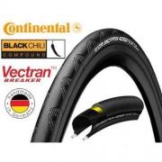 Shimano CO0100937 Opona Continental Grand Prix 4000 S II 700x23C, Vectran, BlackChili