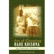 Art of Chanting Hare Krishna by Mahanidhi Swami