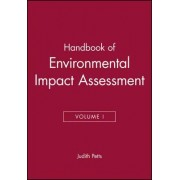 Handbook of Environmental Impact Assessment: Process, Methods and Potential v.1 by Judith Petts