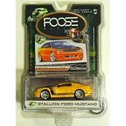 JL Full Throttle Foose Design 2006 Stallion Ford Mustang