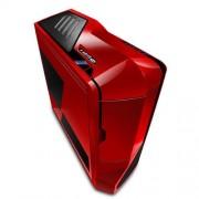 Skrinka NZXT Phantom/Full Tower/bez zdroja/USB2.0/E-ATX/červená