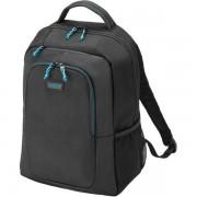 """Dicota Spin Backpack, ryggsäck för laptops upp till 15,6"""""""", svart"""