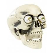 Cranio olhos salientes Halloween Tamanho único