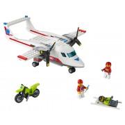 LEGO® City Avion sanitar - 60116