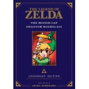 The Legend of Zelda: Legendary Edition, Vol. 4: The Minish Cap/Phantom Hourglass