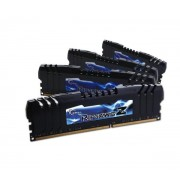RipJaws Z Series 16 Go (4 x 4 Go) DDR3 2133 MHz CL9 - Kit Quad Channel DDR3 PC3-17000 - F3-17000CL9Q-16GBZH (gar (F3-17000CL9Q-16GBZH)