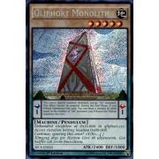 Yu Gi Oh! Pliphort Monolith (Sece En020) Secrets Of Eternity: Super Edition Unlimited Edition Secret Rare