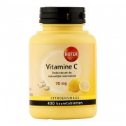 Roter vitamine c citr 70mg - 400 st.
