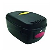 Point 05106601 Luggage Box Fixed Assembly Lockable with Fixing Tools Black