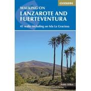 Wandelgids Walking on Lanzarote and Fuerteventura   Cicerone