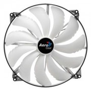 Ventilator 200 mm Aerocool Silent Master White LED