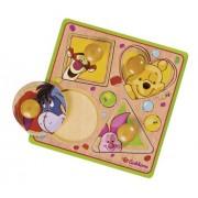 Eichhorn 100003383 - Winnie the Pooh, Puzzle in legno