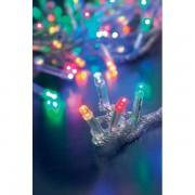 Luci natalizie - LED - colori assortiti - 100 - esterno - 13,5 m - 13242 - 23241X -
