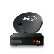 DishTV SD+ Connection (Free Recorder)- Malayalam Pack (1 Month Platinum Sports Pack)