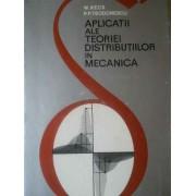Aplicatii Ale Teoriei Distributiilor In Mecanica - W. Kecs, P.p. Teodorescu