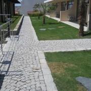 Piatra Cubica Granit Gri Sare si Piper Natur 7 x 7 x 7cm (1tona = 6-7mp)