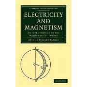 Electricity and Magnetism by Arthur Stanley Ramsey