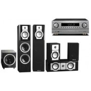 Sistem Home-Theater Akai 5.1 AS005RA-750/SS006A-305