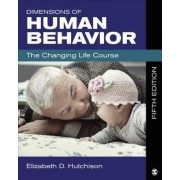 Dimensions of Human Behavior by Elizabeth D. Hutchison