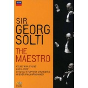 Georg Solti - The Maestro (0044007432037) (4 DVD)