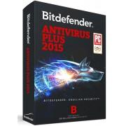 BitDefender AntiVirus Plus (2015) 3 PC/User 1 Year Activation License Key
