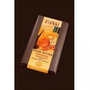 Vivani Czekolada gorzka z pomarańczą 100g BIO - Vivani