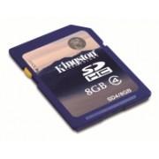 Memoria Flash Kingston, 8GB SDHC Clase 4