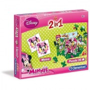 Clementoni Minnie 2In1 Education Kit