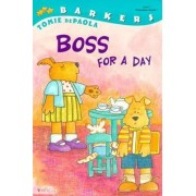 Boss for A Day by de Tomie Paola