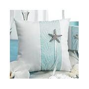 Seaside Allure Ring Pillow